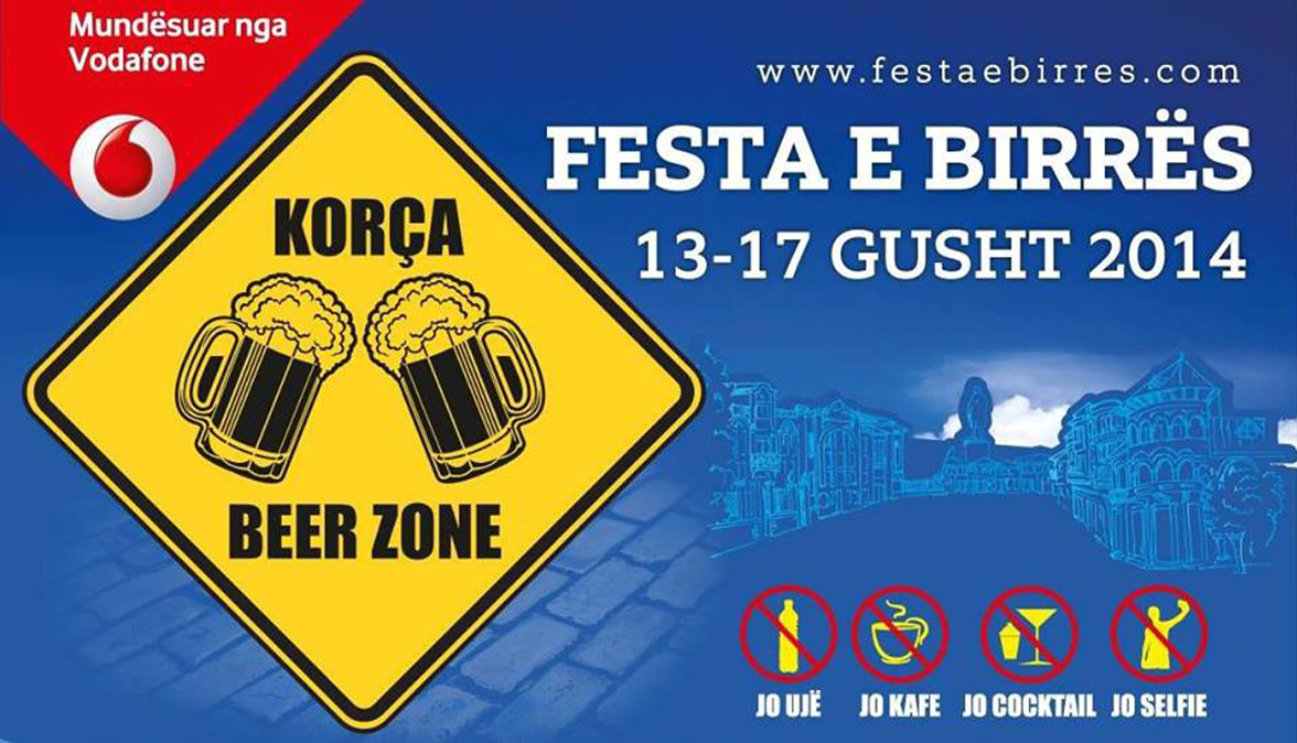 The 2014 Korca Beer Fest Proves to Be a Big Hit