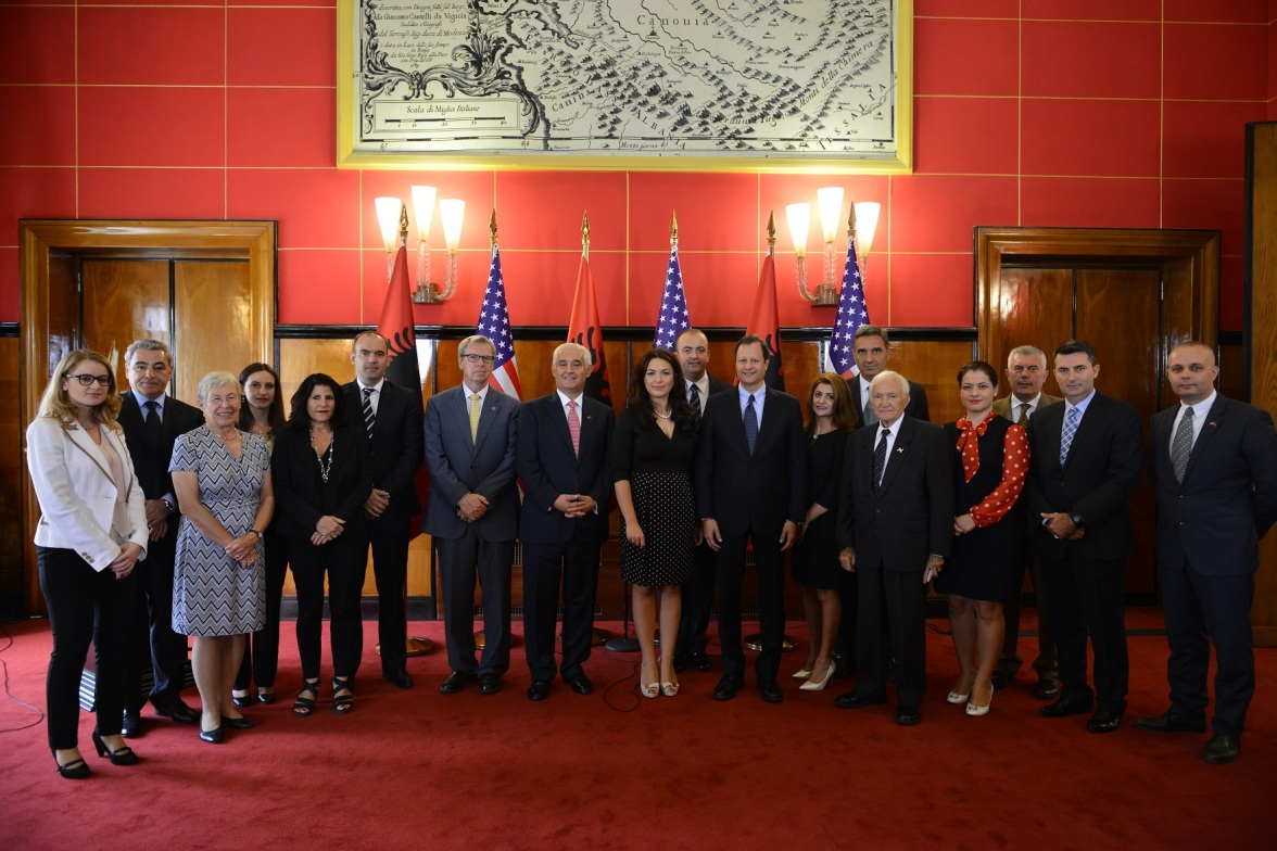 LEAD Albania Welcomed the Class of 2016