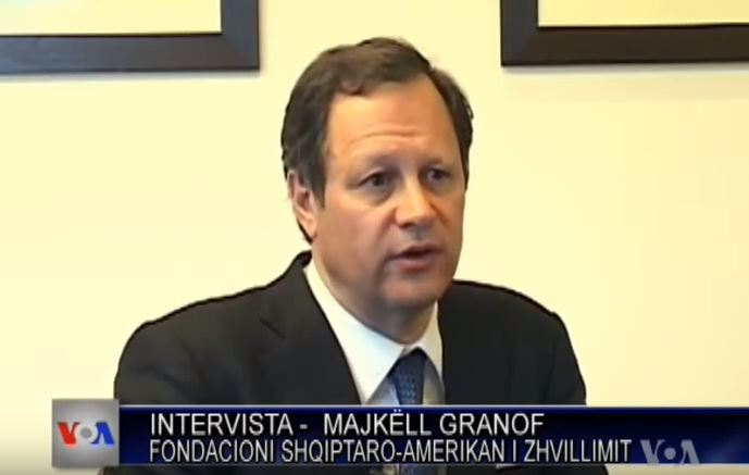 AADF Chairman, Michael Granoff on Voice of America