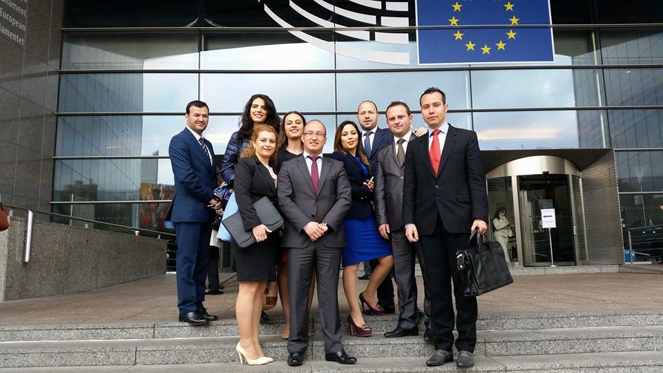 LEAD Albania 2015: Leadership development training and study visit to EU Institutions – Brussels, May 4-8, 2015