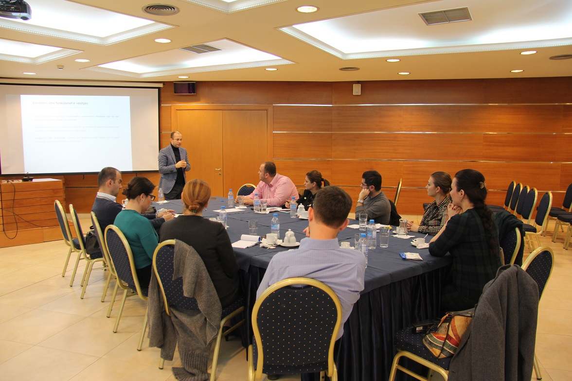 LEAD Albania 2016: Training on diplomatic protocol, event management and business etiquette – Shkodra, 8 – 10 January 2016