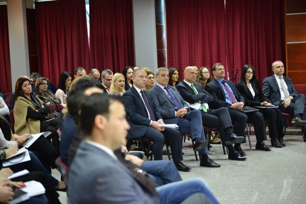 "LEAD Albania Alumni Program, ""Justice System Reform and Social Justice"" event"