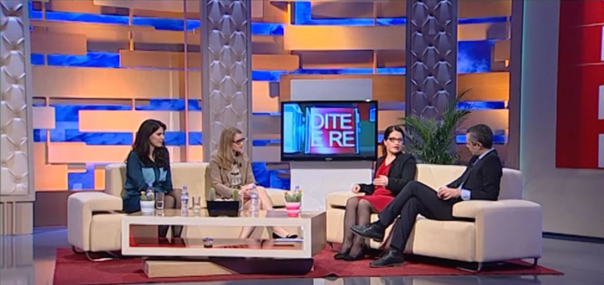 LEAD Albania Program on Dite e Re, Ora News