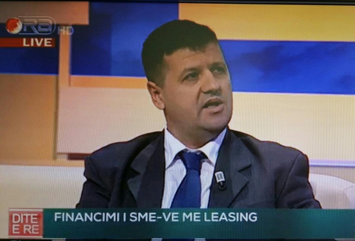 Interview Mr. Eugen Lici, CEO of CFFA, on Ditë e Re, Ora News
