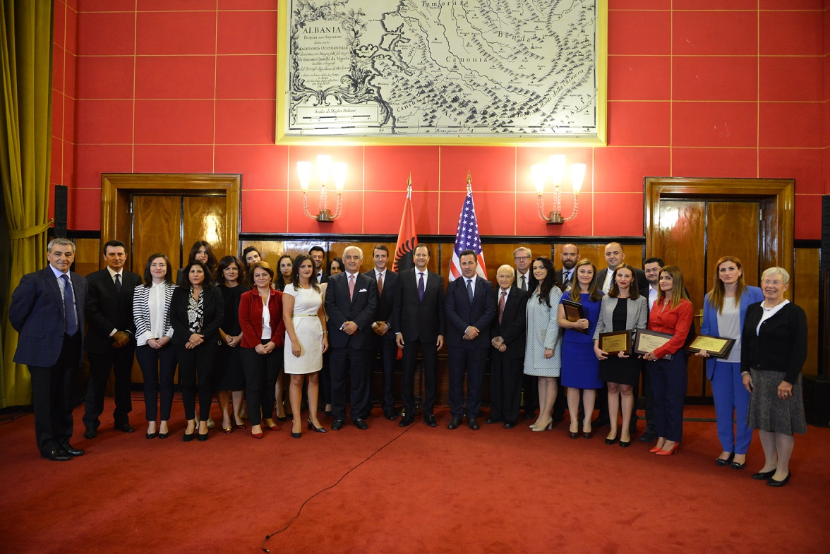 LEAD Albania graduated Class of 2016 and welcomed the Class of 2017