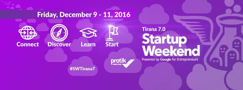 Startup Weekend Tirana 7.0