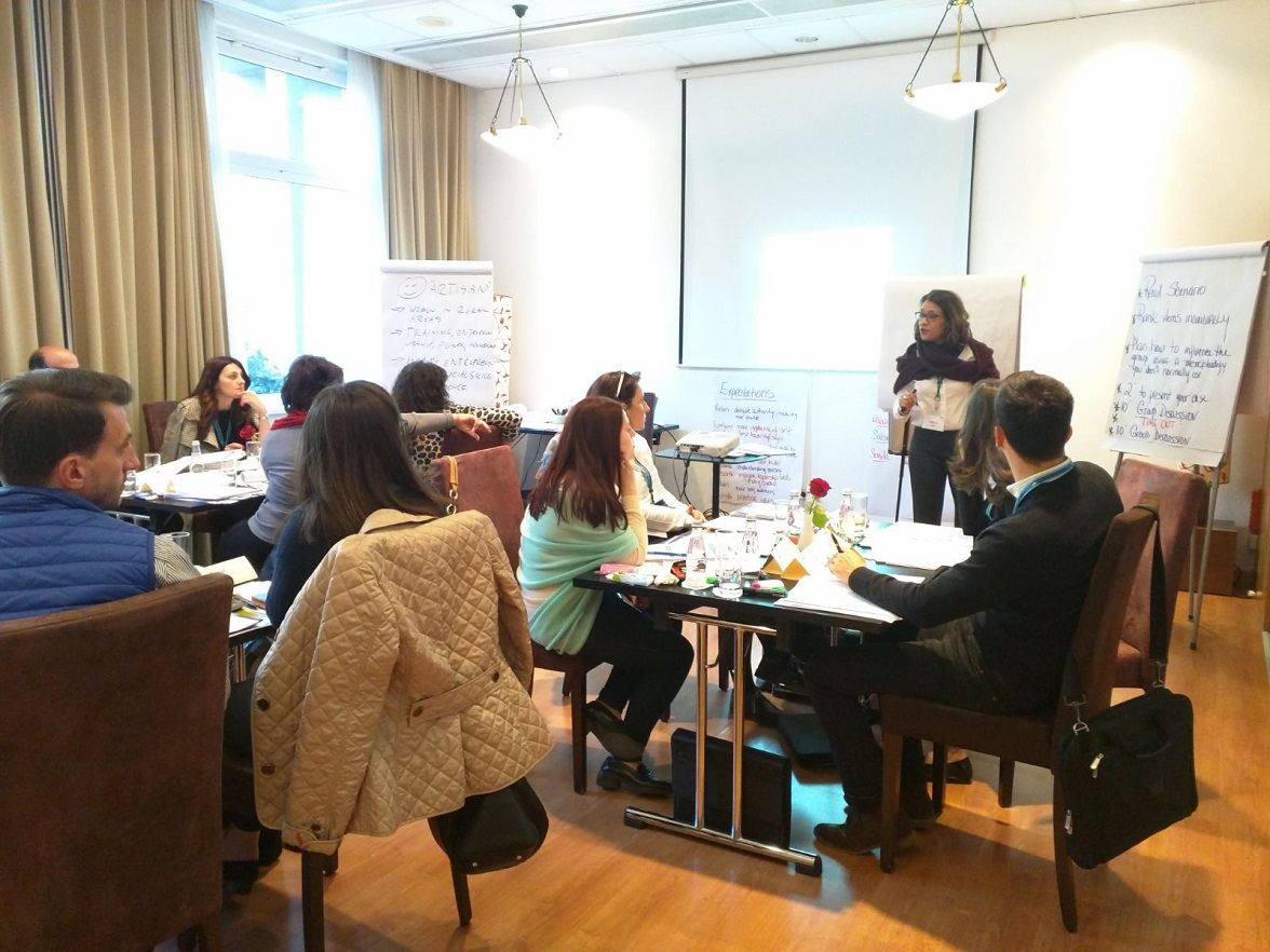 LEAD Albania 2017: Leadership development training on May 15th – 17th 2017