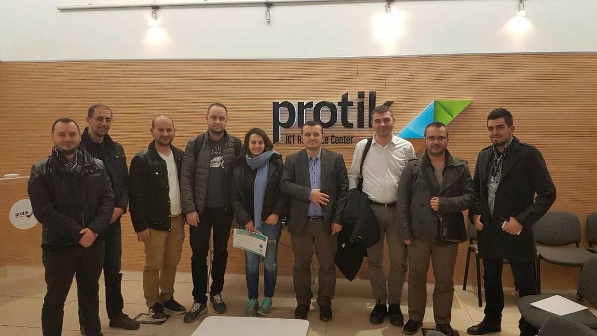 Microsoft Certified Training në Protik