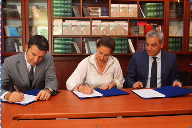 Memorandum of Understanding with Ministry of Culture for museums