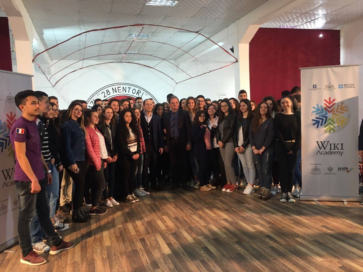 A wonderful day among Albania's digital ambassadors.