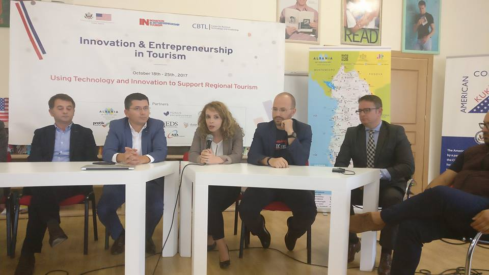Support Regional Development Innovation Kukes