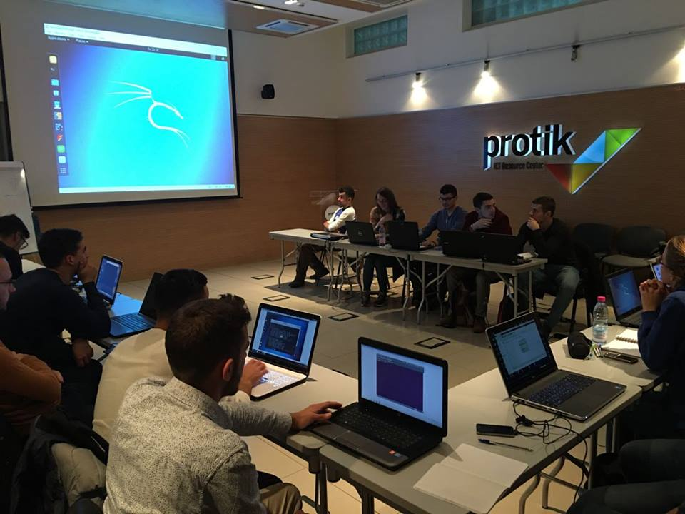 Protik Cyber Security Hackathor