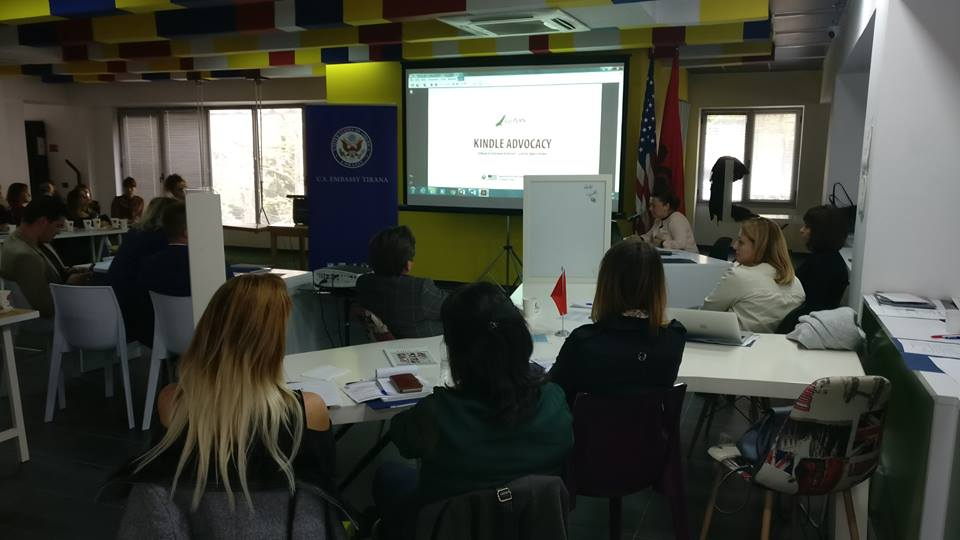 U.S. Embassy-Tirana Workshop