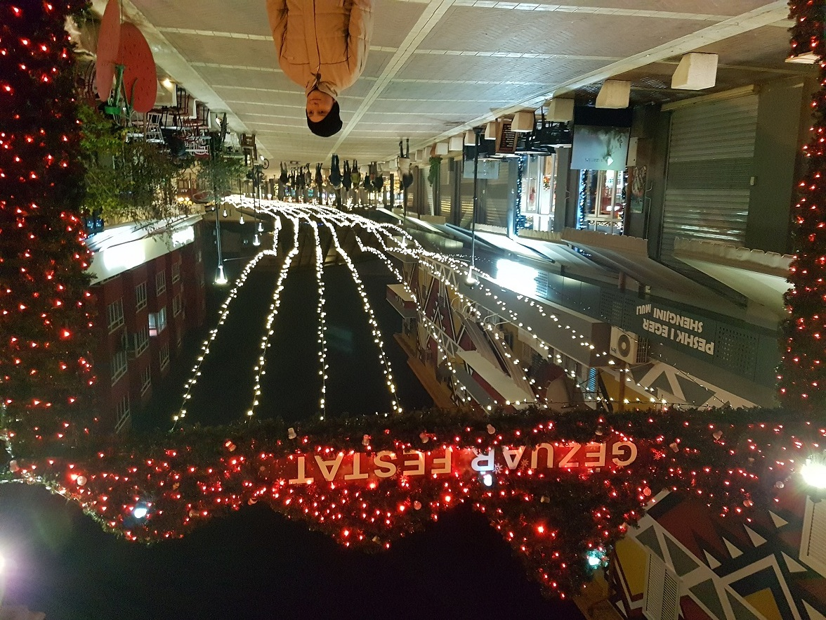 TID Tirana – Lighting ceremony
