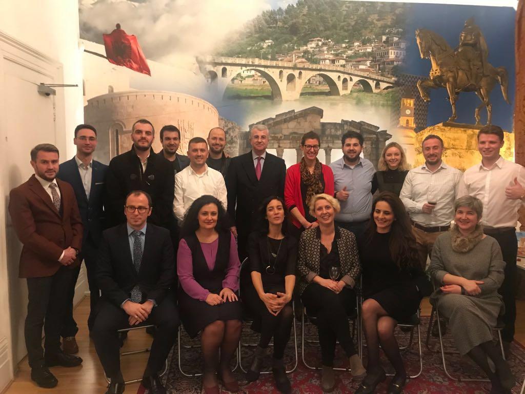 UK-Albania Tech Hub