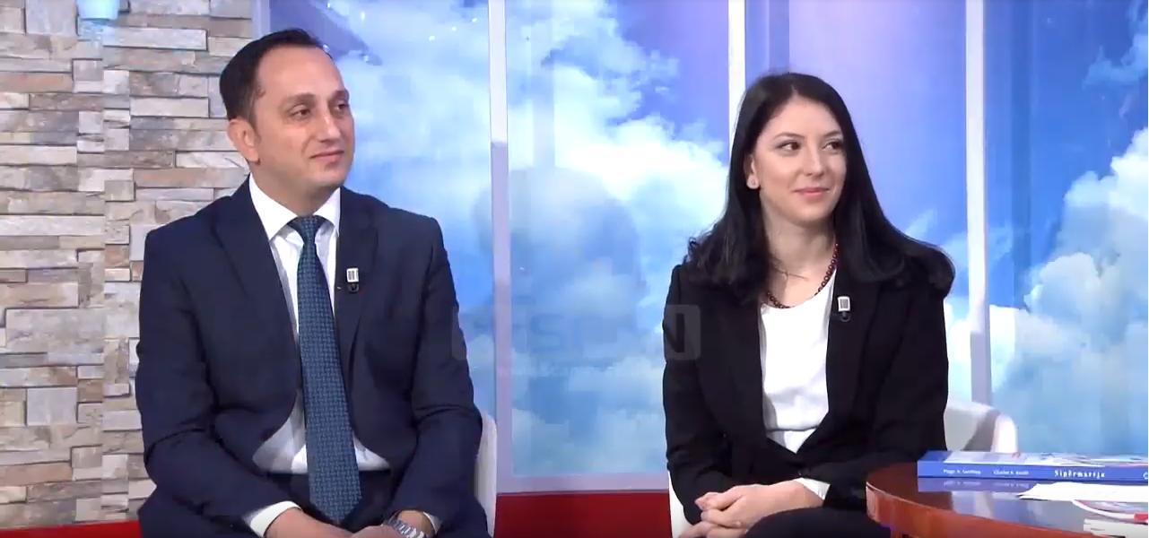 MIP Internship Program & CleanScore Project Interview at Përtëfol, Scan TV
