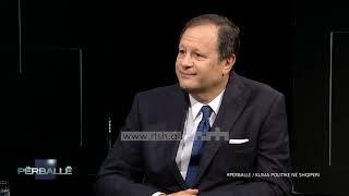 "AADF Board Chairman Michael Granoff Interview on ""Përballë"", RTSH1, with journalist Lutfi Dervishi"