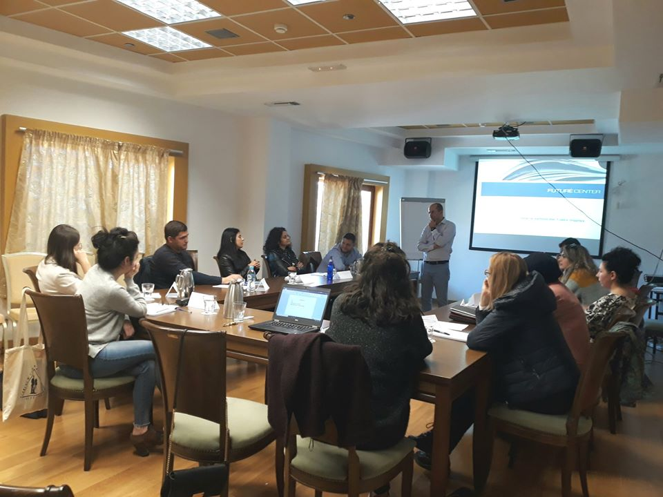"LEAD Albania 2020: Training package on ""Introduction to Public Administration and Role of Advisers"""
