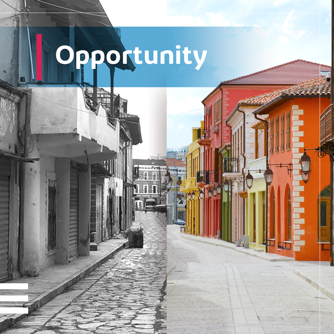 New opportunities in Vlora Historic Center – TID Vlora