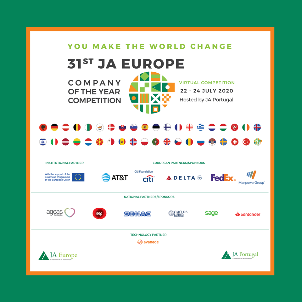 Junior Achievement Albania – Participanting in Company of the Year Competition 2020 – COYC
