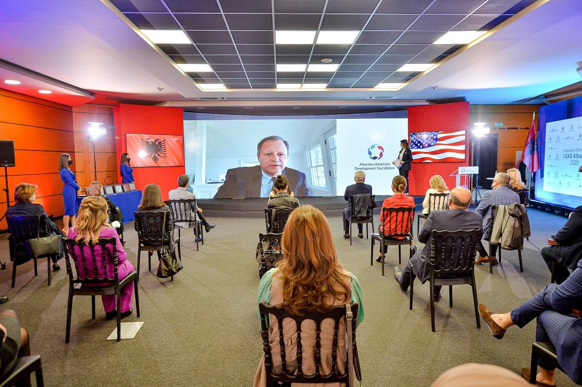 Graduation Ceremony – LEAD Albania 2020