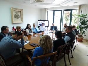 Staff Meeting 1